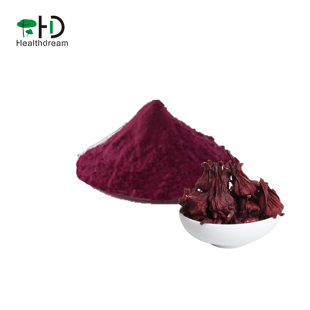 Healthdream | The efficacy of roselle extract